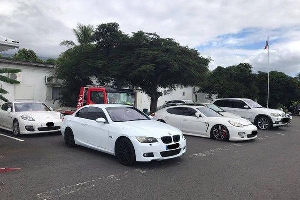 Gendarmerie de La Réunion appel à victime affaire escroquerie voiture de luxe 061020