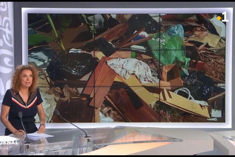 Les éboueurs de Faa'a écœurés par l'irresponsabilité de certains habitants - Polynésie la 1ère