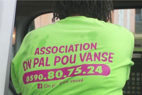 """Association """"On pal pou vansé"""" - épicerie solidaire"""