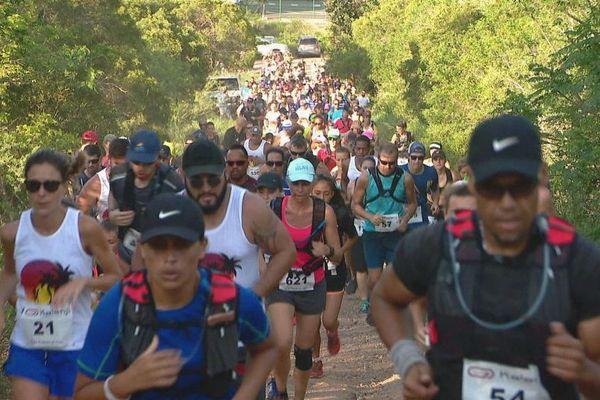 1300 partants pour le Sunset Trail 2020, un record