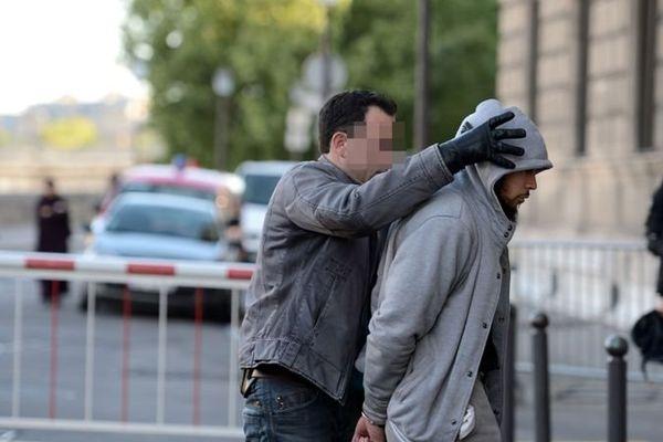Arrestation antillais
