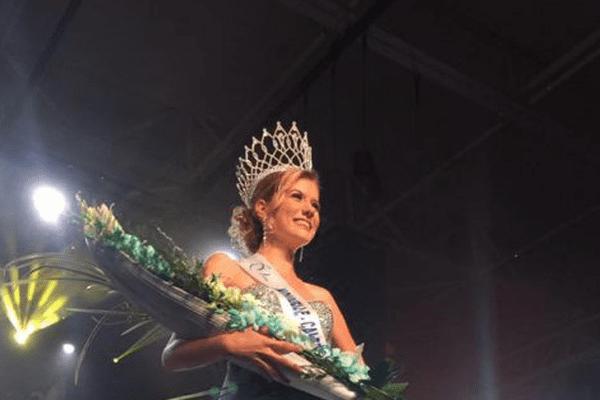Andréa Lux élue Miss Calédonie 2016