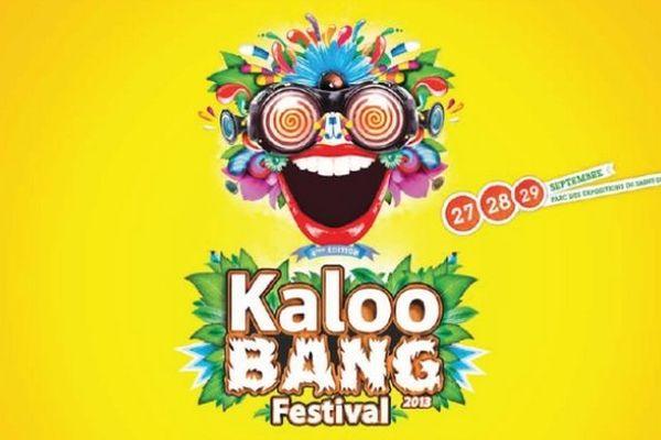 Affiche Festival Kaloo Bang