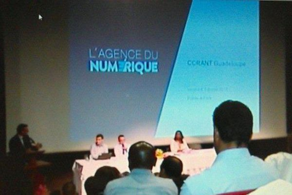 La Guadeloupe et le numérique