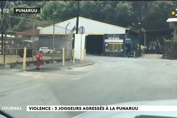 Trois sexagénaires violemment agressés à la Punaruu