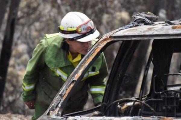 Incendie Melbourne