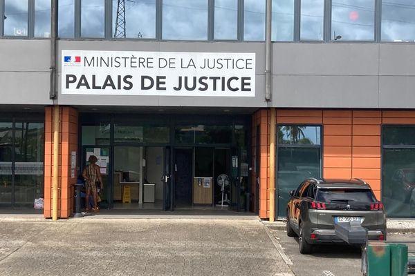 Palais de justice de la Guyane