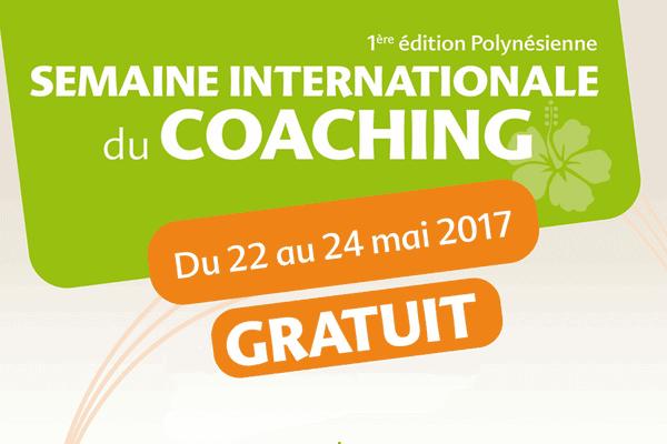 1ère Semaine internationale du coaching en Polynésie
