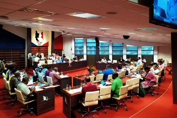 Congrès Budget Nouvelle-Calédonie 2020