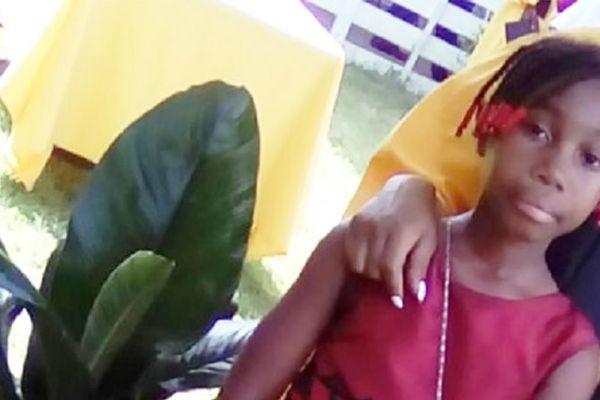 Kadijah Saunders, petite Jamaïcaine de 9 ans tuée