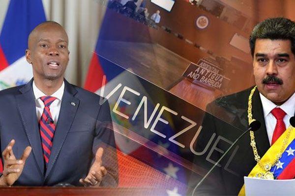 Haïti-Vénézuela