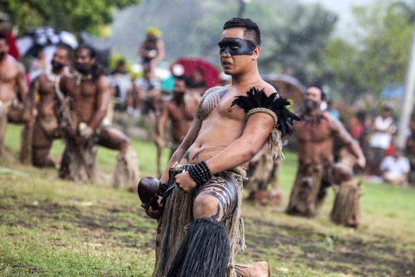 Matavaa guerrier marquisien