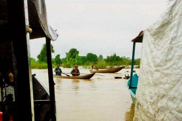 Inondation, d'Herold à Mada mars 2020