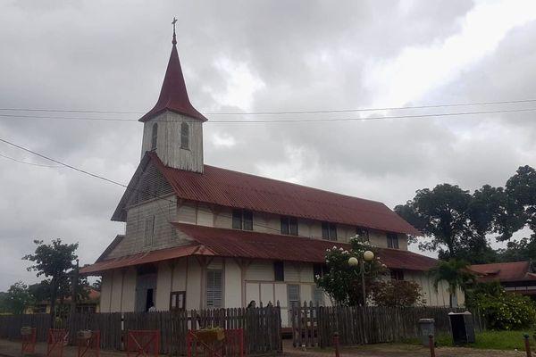 Quelles mesures de sécurité pour l'église d'Iracoubo?