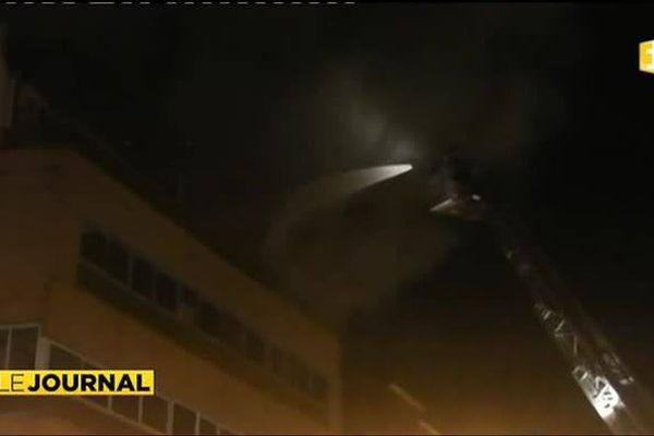 Une bougie provoque l'incendie d'un appartement du front de mer de Papeete