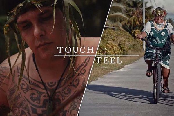 Image de la nouvelle campagne sur la destination Polynésie