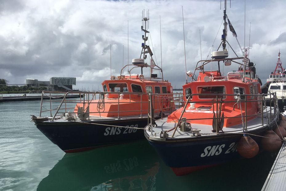 Bientôt une nouvelle navette pour la SNSM Guadeloupe - Guadeloupe la 1ère