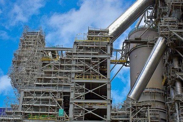 L'usine du Nord de KNS en Nouvelle-Calédonie