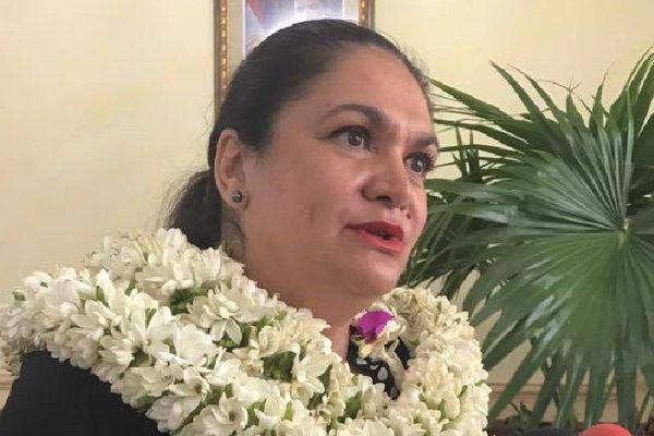 Nicole Bouteau, de nouveau ministre du tourisme