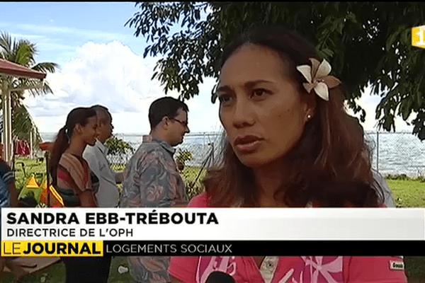 Des matériaux écolos chinois pour les chantiers de l'OPH à Tahiti ?