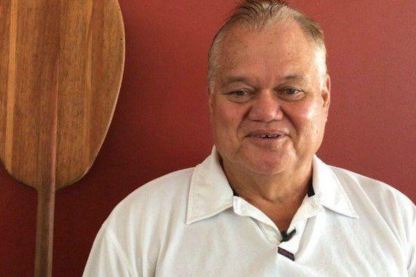 Jean Claude Teriierooiterai, président de l'association Faafaite