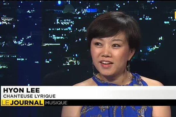 La chanteuse lyrique franco-coréenne Hyon Lee en concert Tahiti