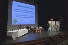 Assises de l'agriculture de Guyane, la table ronde plénière ce 30 novembre