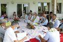 Les autorités de Wallis et Futuna réunies pour le Conseil de Gouvernance et le Conseil du Territoire