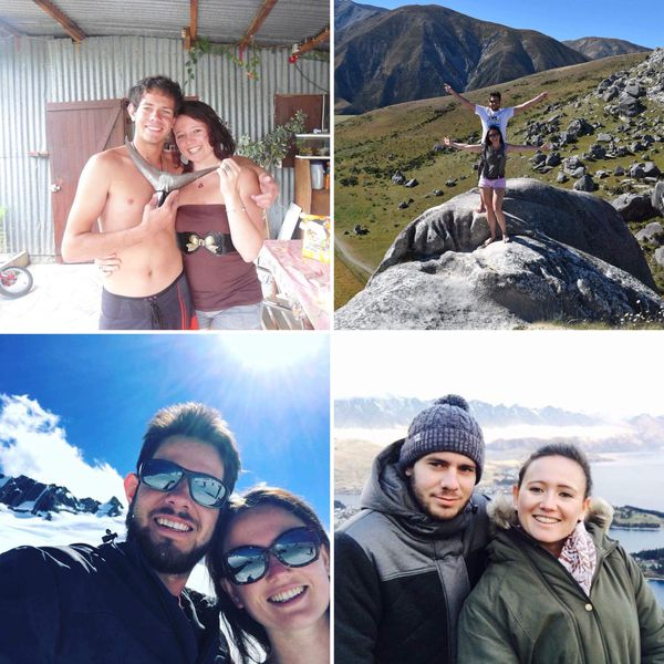 Lenka et Anthony sont ensemble depuis six ans