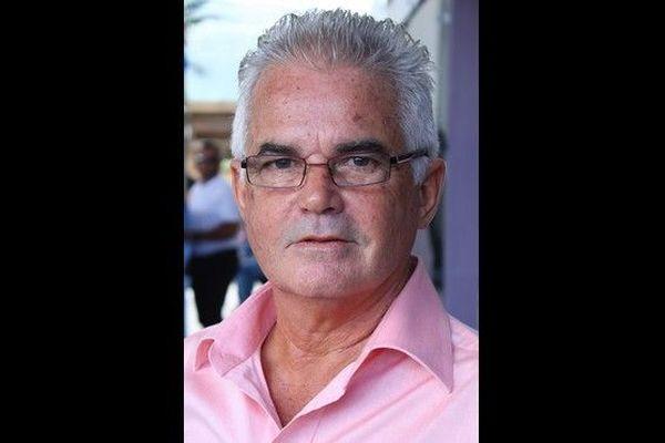 Marc-André Hoarau, 13ème adjoint de la mairie de Saint-Paul décédé le 310319
