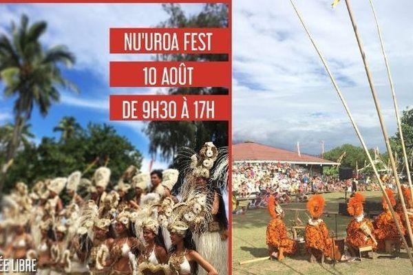 2e édition du Nu'uroa Fest' !