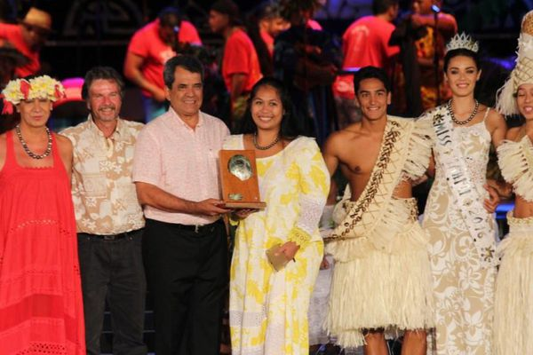 1er prix Hura Tau - Hitireva
