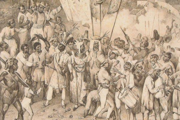 Carnaval des esclaves