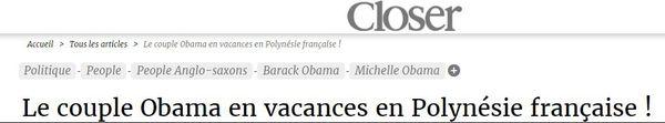 Barack Obama en PF