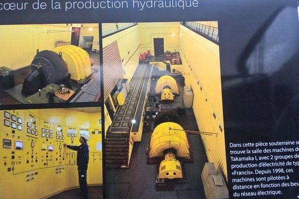 50 ans centrale hydroélectrique de Takamaka Saint-Benoit 290619