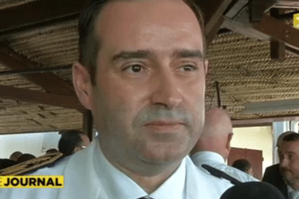Frédéric Veau, nouveau préfet de Mayotte