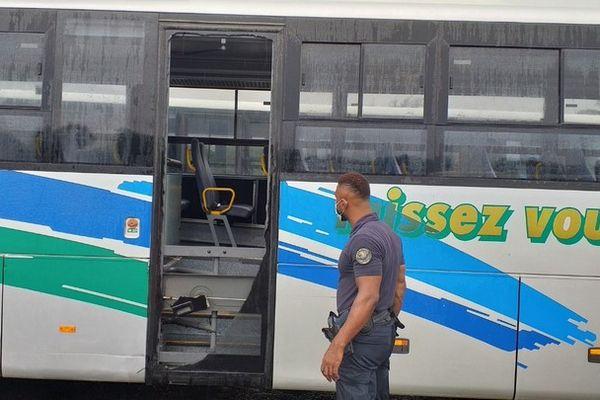 contrôle bus scolaire 270121