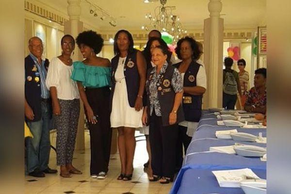 Figures du téléthon Martinique