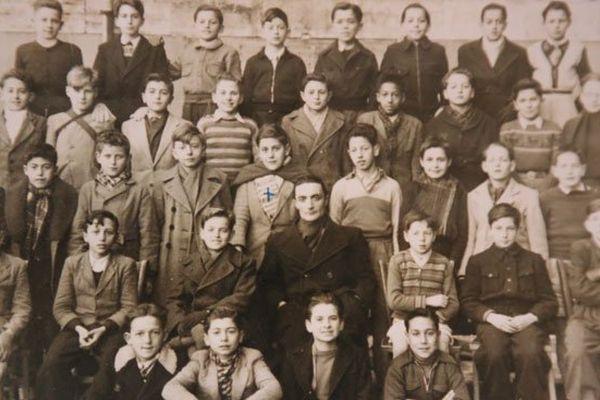 En 6ème à Marseille, Jacques Cestor est le seul Noir de sa classe