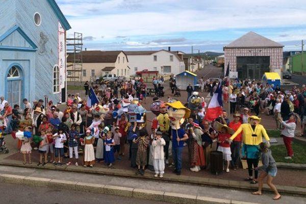 Premier Grand Tintamarre à Miquelon le 15 août : faites du bruit !