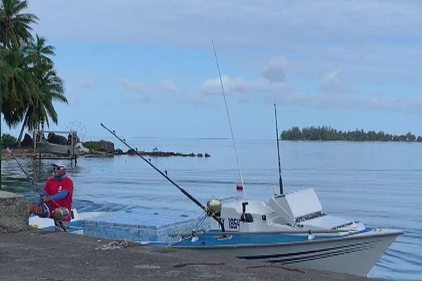 Bora Bora, les pêcheurs demandent de l'aide