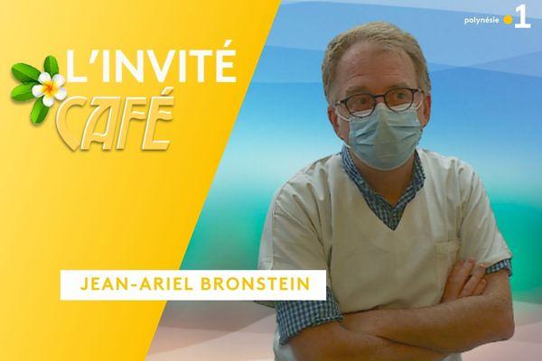 Professeur Jean-Ariel Bronstein : invité café