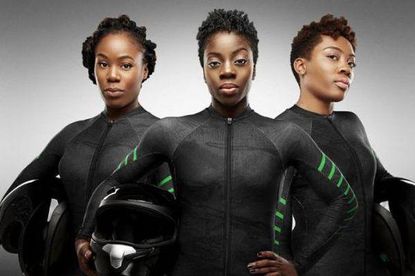 Equipe nigériane bobsleigh