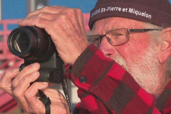 """Patrick Chalmau et son cliché """"Spirit"""" obtiennent le prix du jury du concours photographique de l'Arche"""