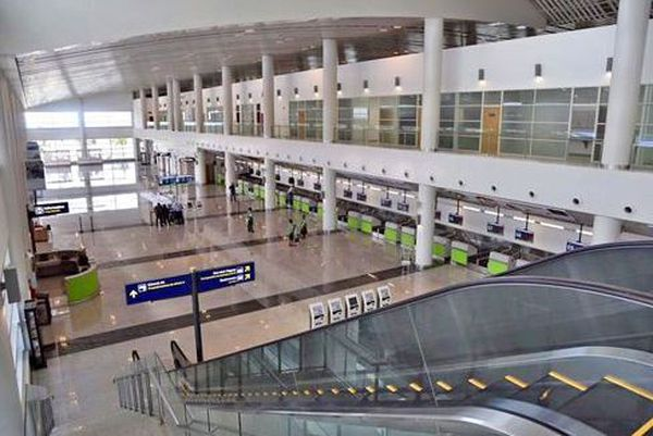 Antigua et Barbuda aéroport
