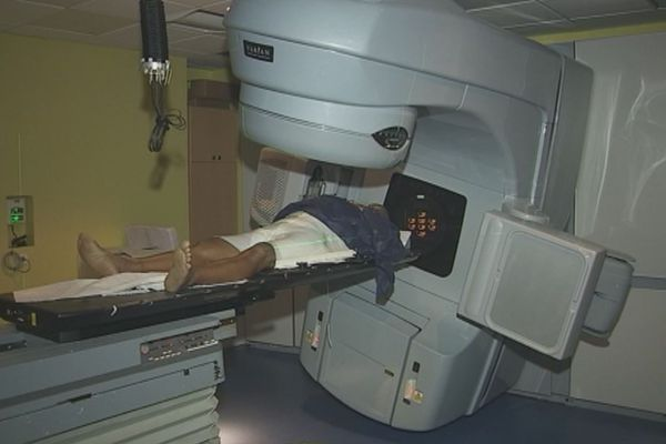Radiothérapie avec modulation d'intensité