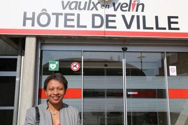 Hélène Geoffroy Mairie de Vaulx-en-Velin