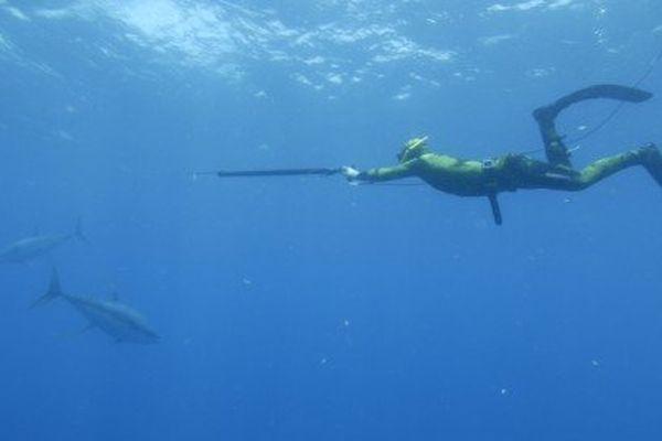 accident peche sous marine