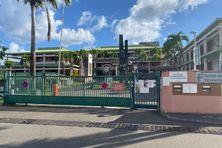 Centre des finances publiques à Schoelcher (Martinique).