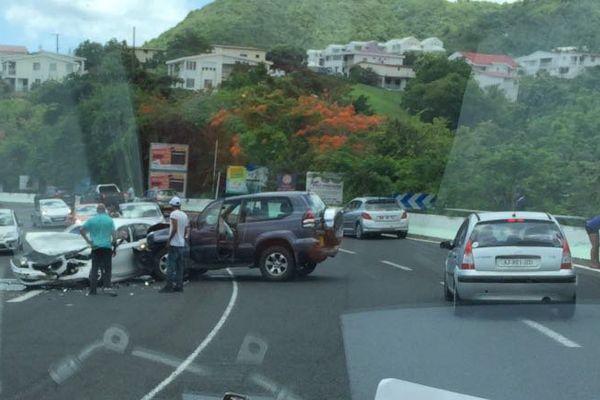 Accident Sainte-Luce